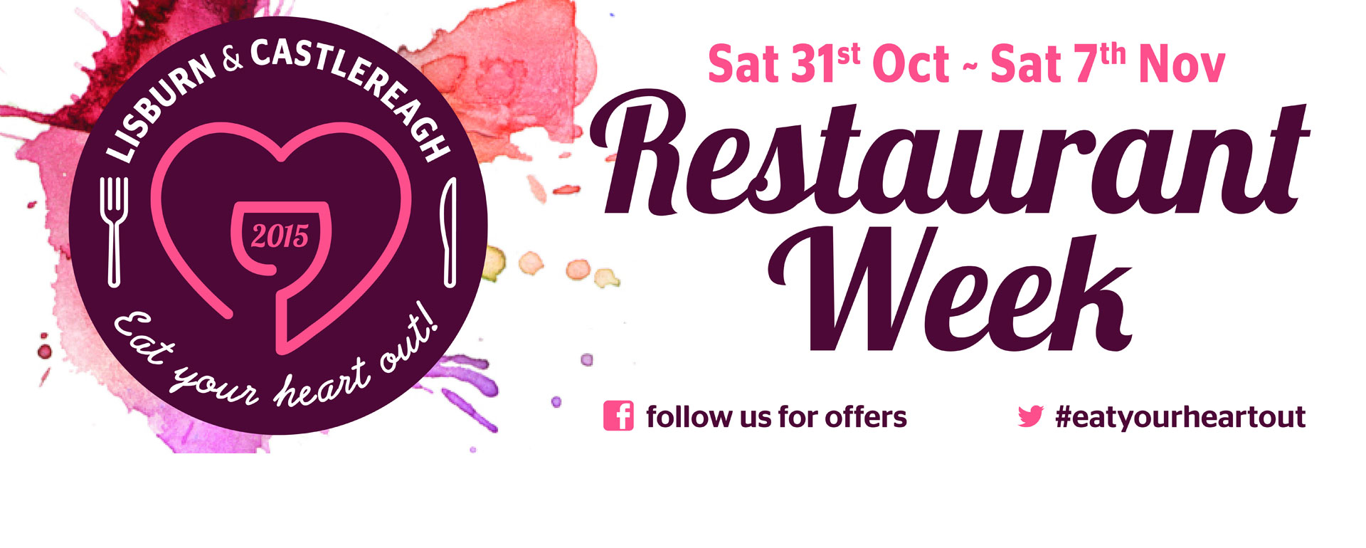 Lisburn & Castlereagh Restaurant Week